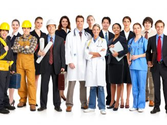 Image of various workers