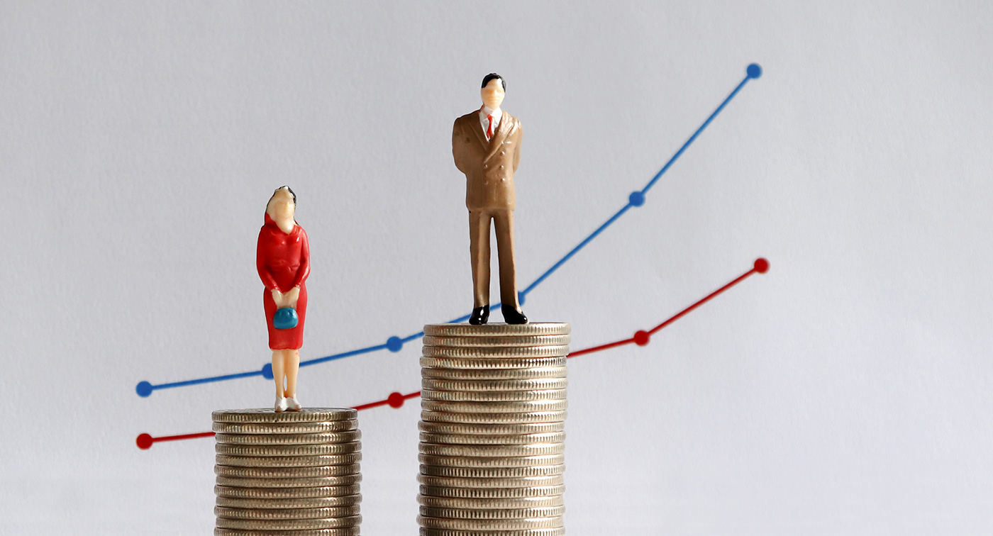 Gender Pay Gap Title Image